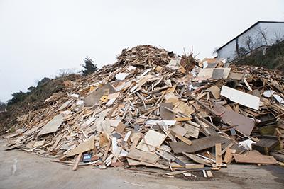 木材リサイクルとは